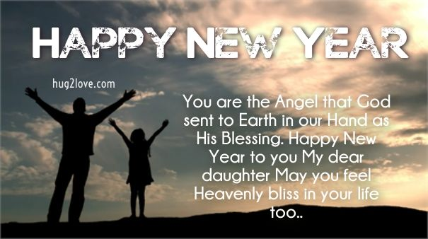 quotes of the day description happy new year daughter