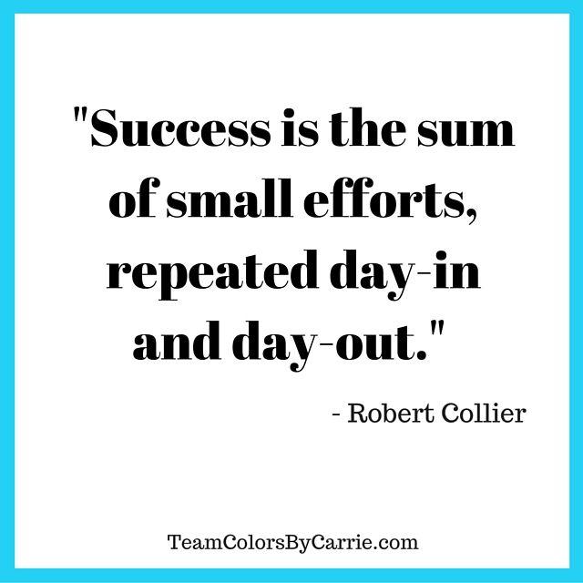 Hard Work & Success : Success