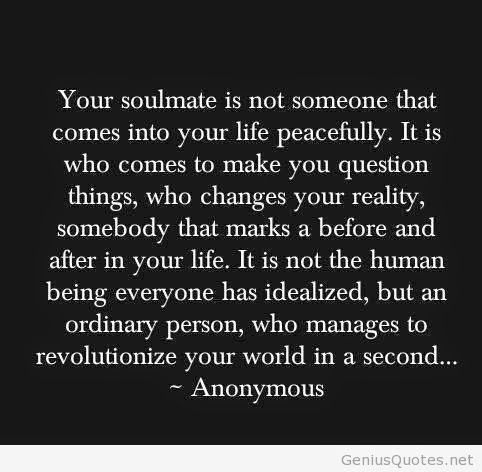 6ee82e74f5d Soulmate Quotes: Amen, love u babe no matter what! U are my soulmate ...