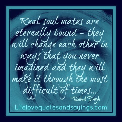 Soulmate And Love Quotes We Will Overcome Anything Together Hall