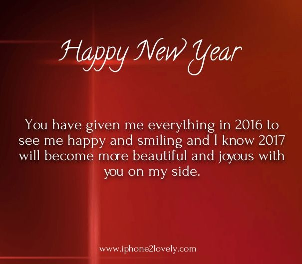 quotes of the day description happy new year wishes for boyfriend 2017