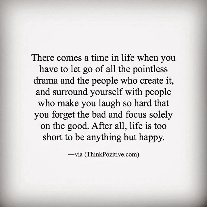 Positive Quotes There Comes A Time In Life When You Have To Let Go