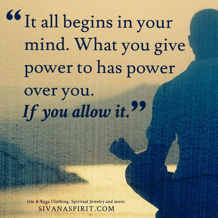 Positive Quotes Quote Of The Day It All Begins In Your Mind