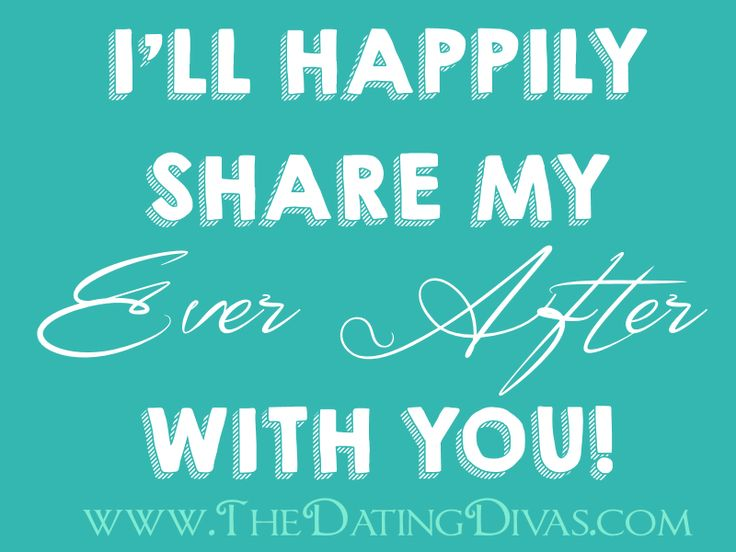 Quotes About Love Ill Happily Share My Ever After With You