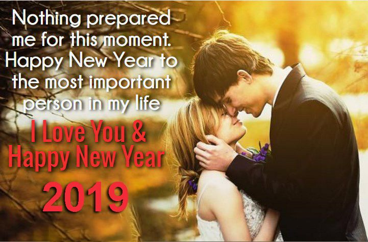 Happy new year images 2019 love