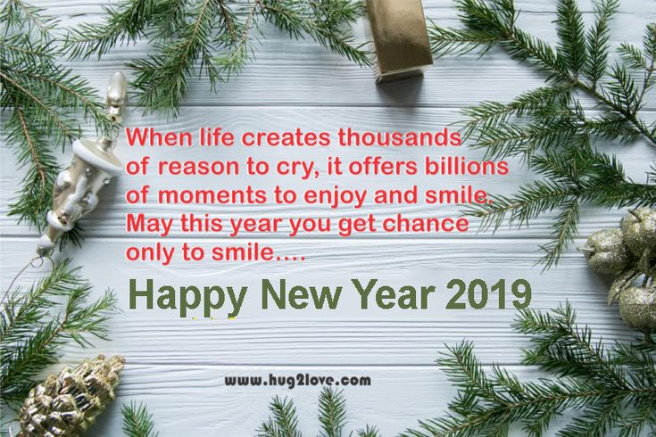 quotes of the day description short 140 characters happy new year 2019 messages