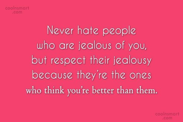 Jealousy Quotes: Jealousy Quotes : QUOTATION
