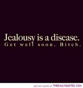 Jealousy Quotes Yesyes It Is Hall Of Quotes Your Daily