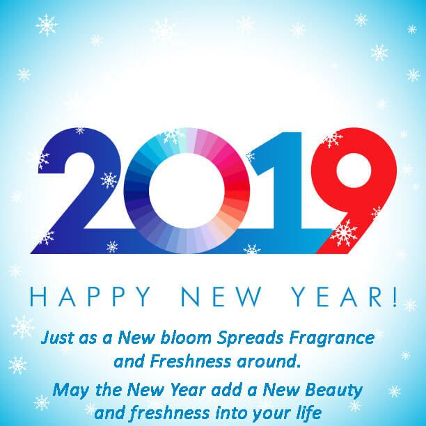 Happy New Year 2018 Quotes 2019 Happy New Year Best Wishes Hall
