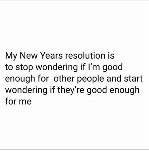 New Years Resolution Memes Good And My New Years Resolution