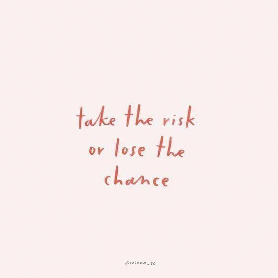 Soulmate And Love Quotes Dont Lose The Chancetake The Risk