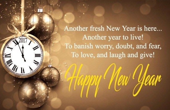 New Year Quotes Free Best Happy New Year Images For Friends 2019