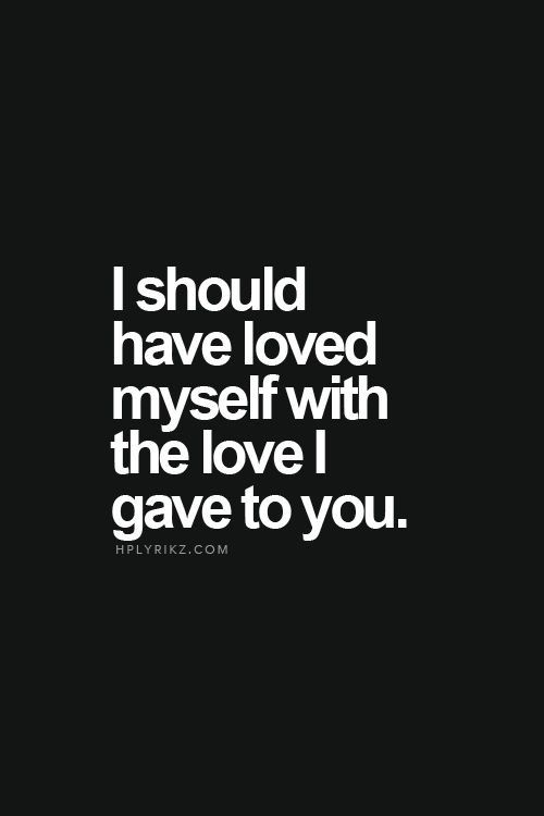 Quotes About Love Never Lose Yourself While Loving Some One Too